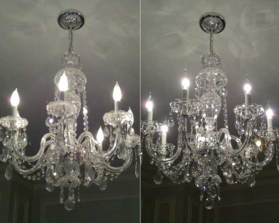 mirror and chandelier cleaning services in orange county, los, Lighting ideas