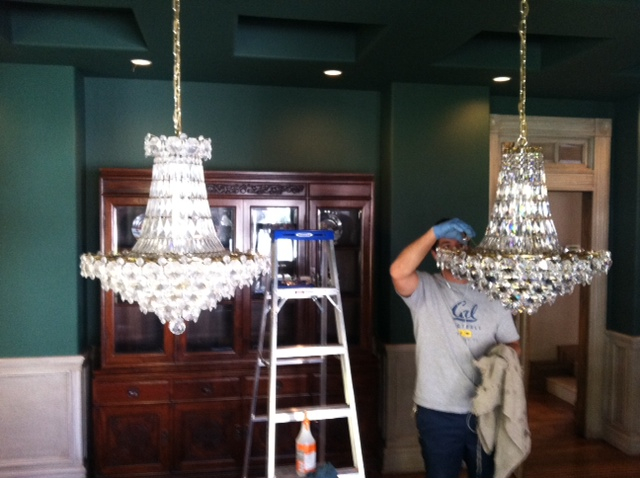 Mirror and chandelier cleaning services in orange county los it aloadofball Images