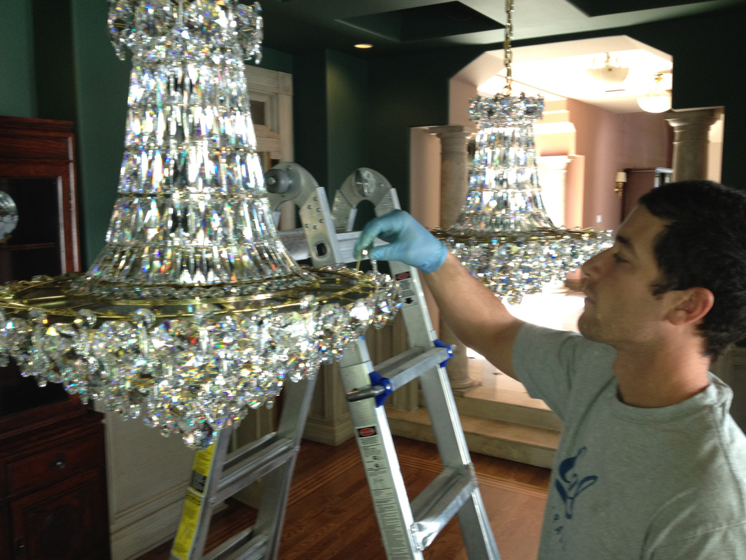 Mirror and chandelier cleaning services in orange county los it arubaitofo Images